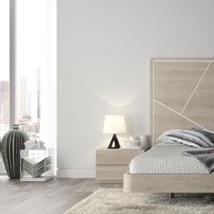 Dormitorio moderno EOS 117