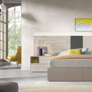 Dormitorio juvenil NOX2 13