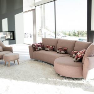 Sofá de diseño modelo Valentina