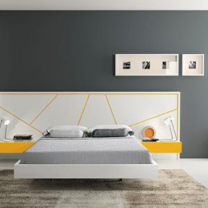 Dormitorio moderno EOS 118