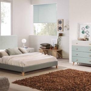 Dormitorio Tapizado Nordic