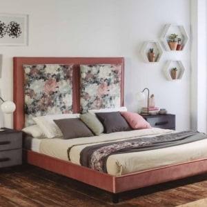 Dormitorio Tapizado Cojines