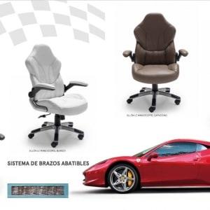 Silla escritorio modelo Le Mans