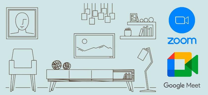 Atención virtual y presentación de proyectos de decoración online. Amueblar tu hogar con nosotros nunca fue tan fácil.