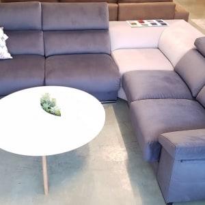 Sofá rinconera tapizados Dina