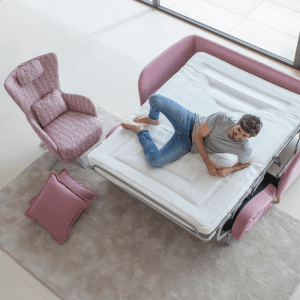 Sofá cama Gala de Fama